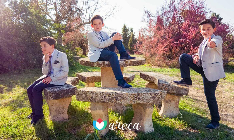 Fotos de comunión en Almansa